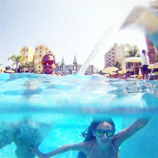 goprophotography summer15 takemeback antalyaturkey 🏊💙 (Ramada Plaza Antalya)