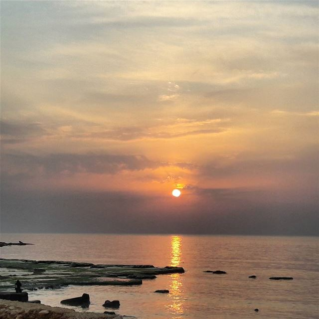 """غدا"""" يوم آخر 🌅 Dreamy غروب طرابلس لبنان Tripoli TripoliLB ... (Tripoli, Lebanon)"""