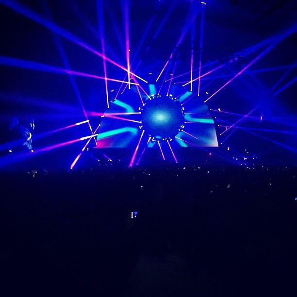 Brit Floyd live in Beirut!! pinkfloyd tribute britfloyd concert rock ... (BIEL)