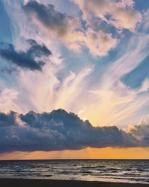 Amazing sunset lebanon lebanon_hdr ig_lebanon insta_lebanon ...