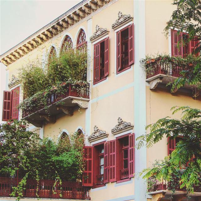 Traditional lebanon lebanon_hdr ig_lebanon insta_lebanon wearelebanon... (Saifi village)
