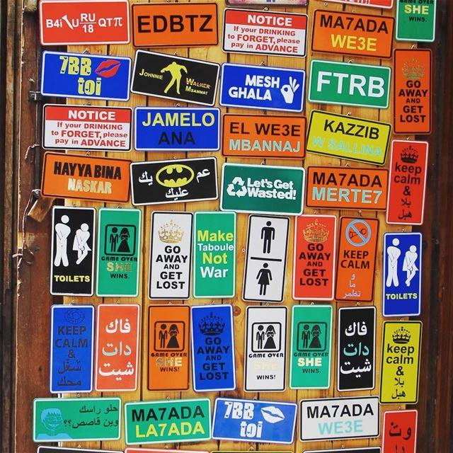Signs... lebanon lebanon_hdr ig_lebanon insta_lebanon wearelebanon ...