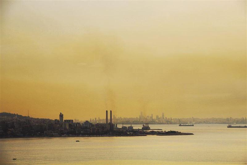 Haze Sunset lebanon lebanon_hdr ig_lebanon insta_lebanon wearelebanon...