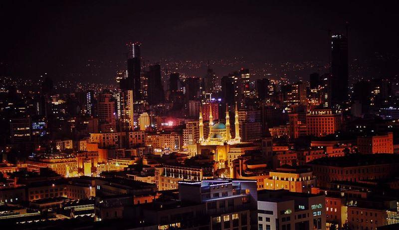 Good night Beirut... lebanon lebanon_hdr ig_lebanon insta_lebanon ...