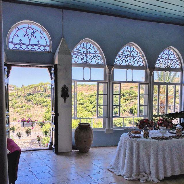 A Beautiful House Accompanied By Nature. Gharzouz Mount Lebanon
