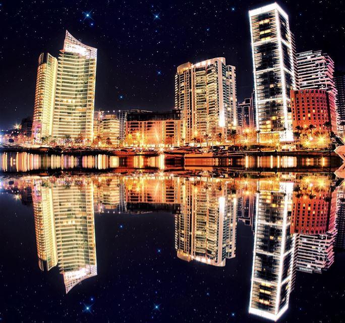 Reflection... reflectapp lebanon lebanon_hdr ig_lebanon insta_lebanon... (Zeitouna Bey)