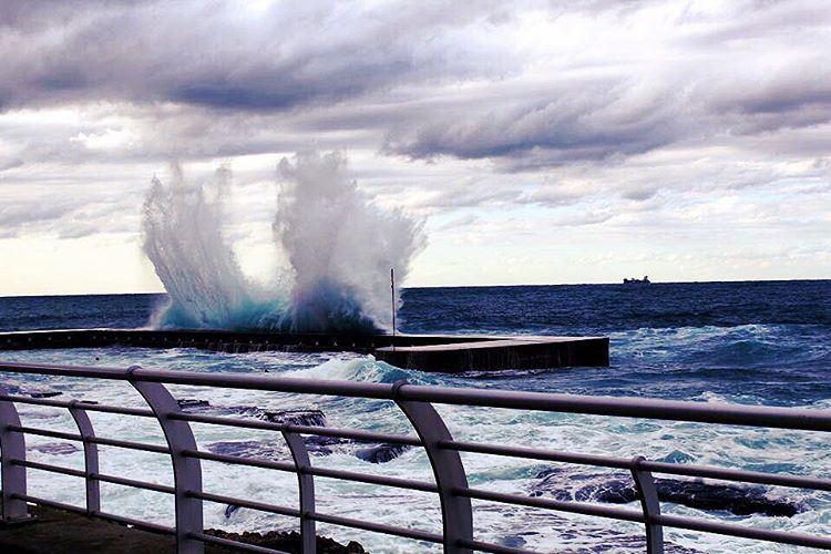 When the storm hits... lebanon lebanon_hdr ig_lebanon insta_lebanon ...