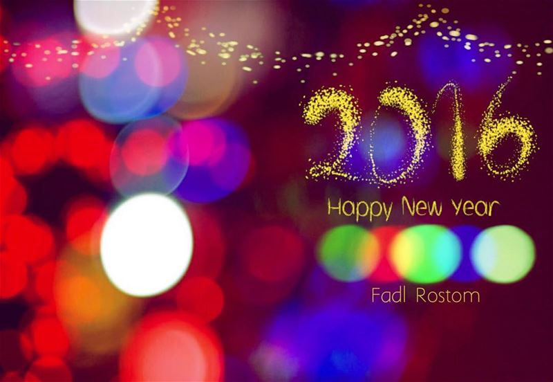 Happy New Year. May the New Year bring to you warmth of love, and a light...