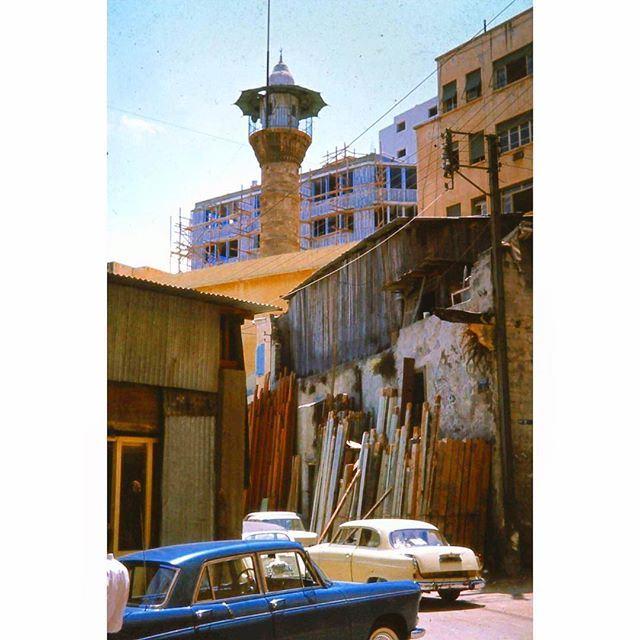 بيروت عام ١٩٦٣ ،