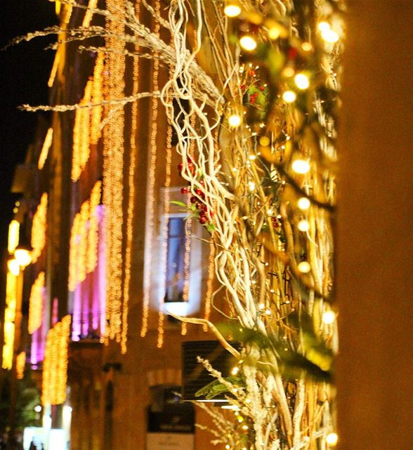 Christmas decoration... lebanon lebanon_hdr ig_lebanon insta_lebanon ... (DownTown, Beirut)