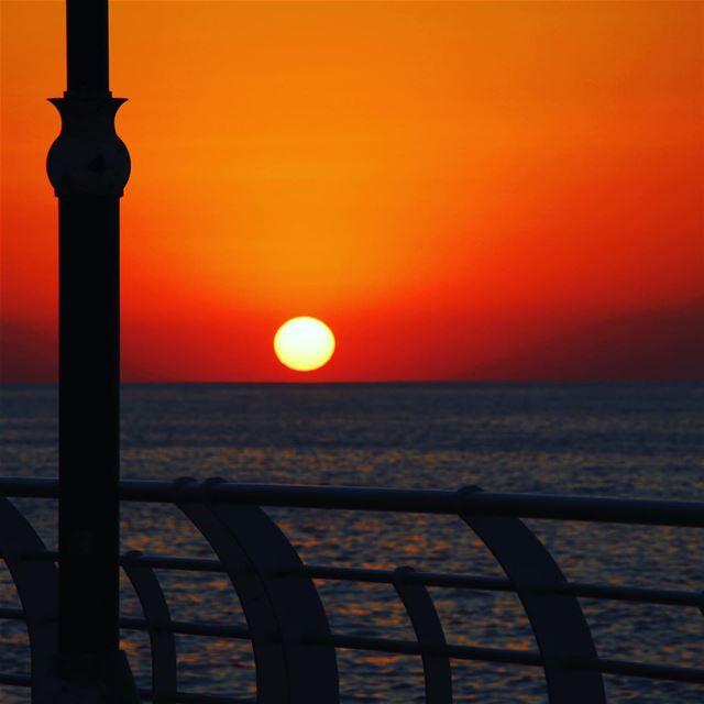 My Beirut Sunset...🇱🇧 lebanon lebanon_hdr ig_lebanon insta_lebanon ... (Manara Beirut)