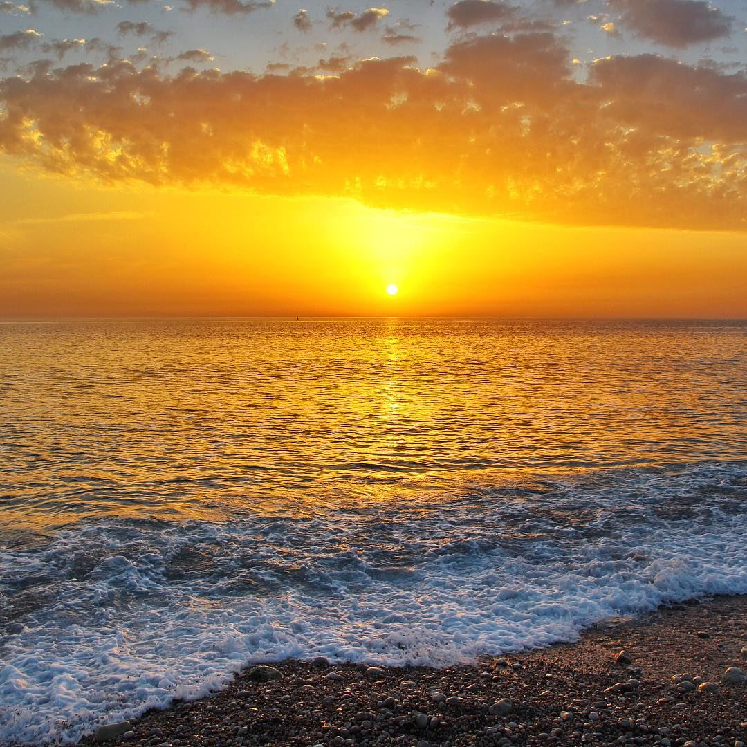 A charming Sunset. 🇱🇧 lebanon lebanon_hdr lebanonlove lebanonmania ... (Byblos - Jbeil)