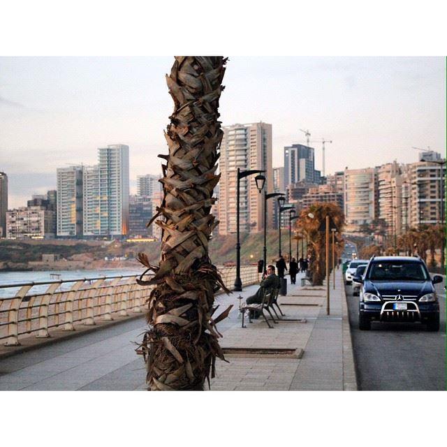 Sunset Beirut 26 february 2015 Lebanon ramletelbayda wearelebanon ...
