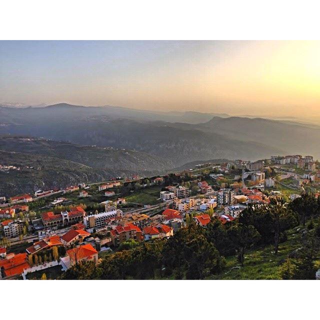 InstaSize ehden lebanon sunset wearelebanon proudlylebanese ...