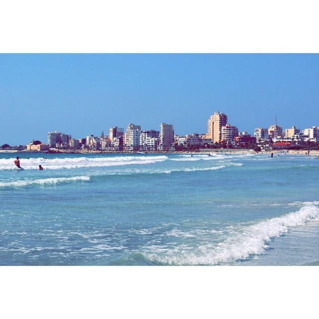InstaSize beach tyre sour lebanon instalebanon livelovesour ...