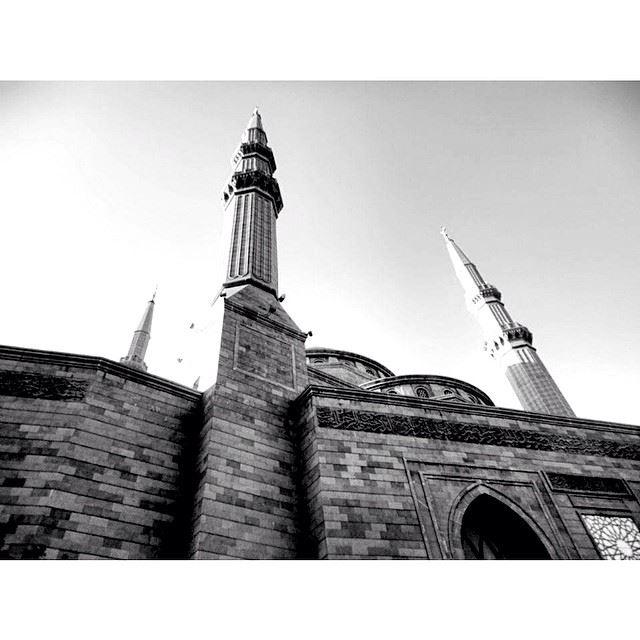 InstaSize photography mosque beirut lebanon islam greatness ...