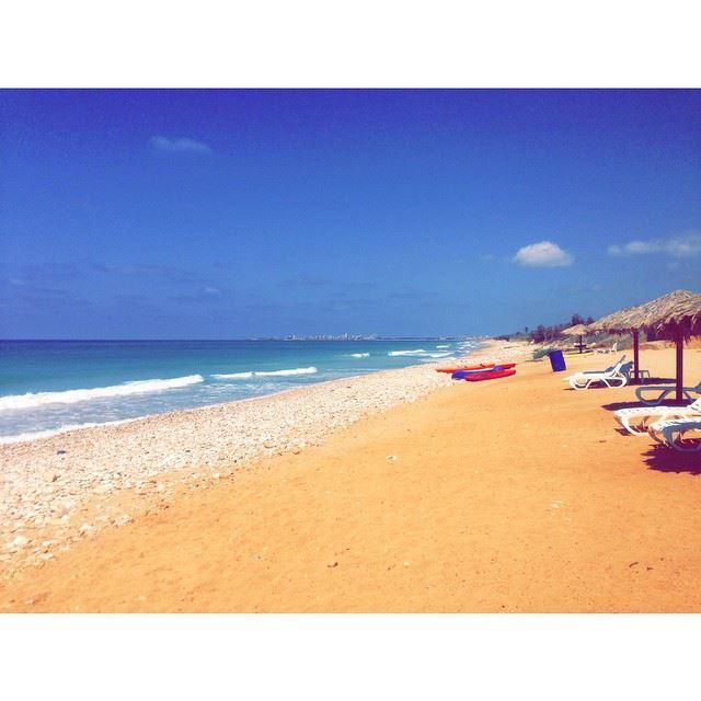 InstaSize nakoura beach lebanon instalebanon livelovelebanon blue ...