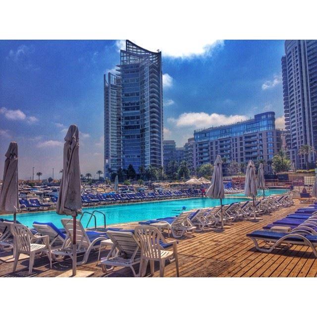 InstaSize beirut lebanon pool lebanon_hdr wearelebanon ...
