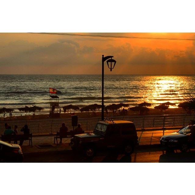sunset beirut lebanon onlyonelebanon wearelebanon proudlylebanese ...