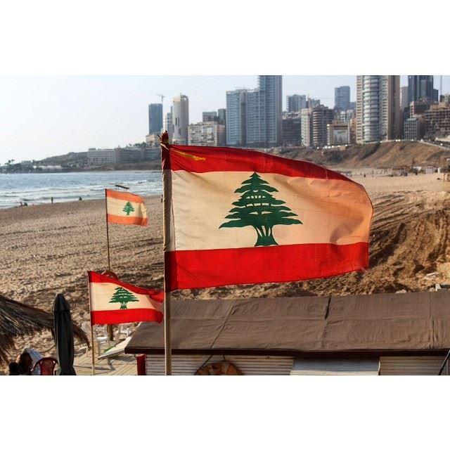 ramletelbayda beirut lebanon beach sunny ig_lebanon proudlylebanese...