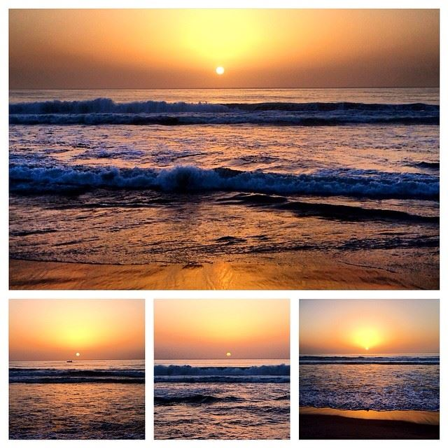 sunset view from beirut amazing lebanon lebanon_hdr proudlylebanese...