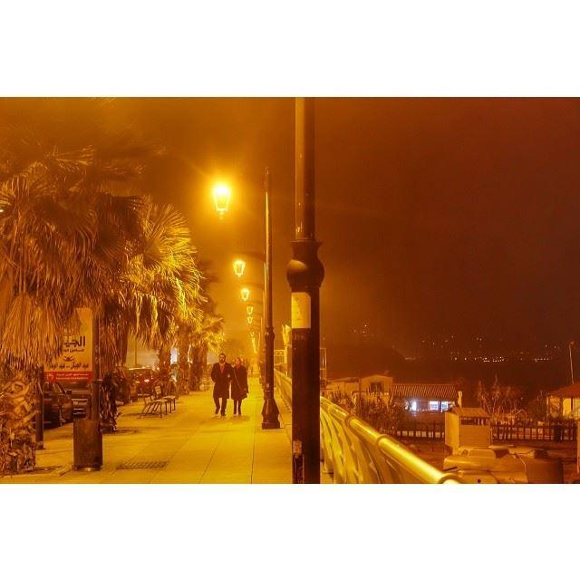 night lantern romantic walk beirut lebanon wearelebanon ...
