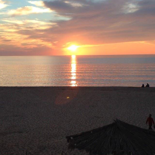 sunset beirut lebanon iphone5 proudlylebanese ig_lebanon ...