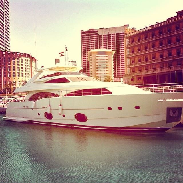 lebanon yacht ...