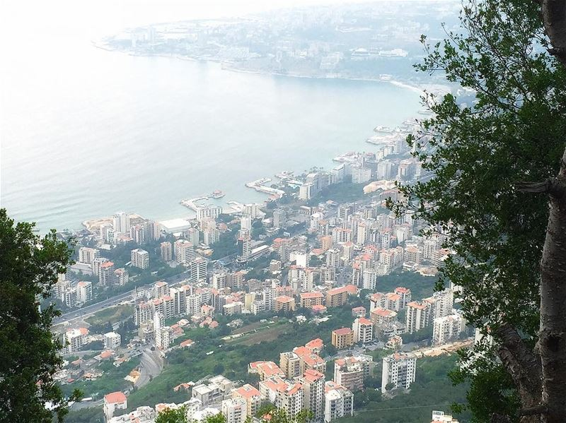 """ Some Spend A Lifetime Healing,And Some Spend A Lifetime Wanting To... (Jounieh - Harissa)"