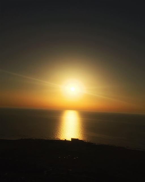 """ When The Sun Has Set, No Candle Can Replace It..."" whatsuplebanon... (Hamat)"