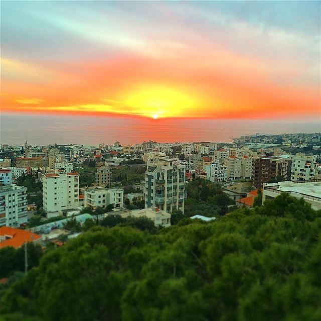 """ Explosive Of The Sun..."" whatsuplebanon wearelebanon livelovebeirut... (Byblos, Lebanon)"