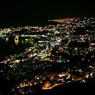 """ Light On..."" whatsuplebanon wearelebanon lebanon_pictures... (Harîssa, Mont-Liban, Lebanon)"