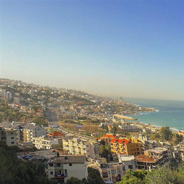 """ Good Morning Lebanon..."" whatsuplebanon wearelebanon lebanonlovers... (Naher Brahim)"