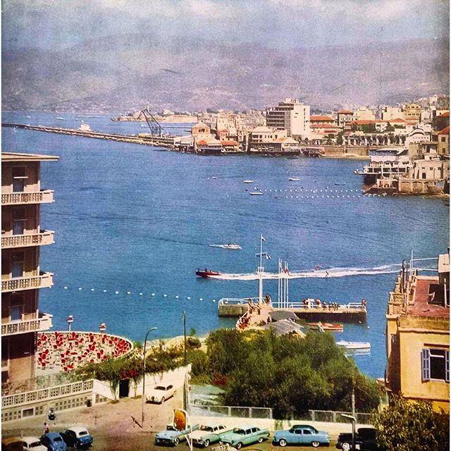 Beirut Minet Al Hosn - Zaytoune in 1968 .