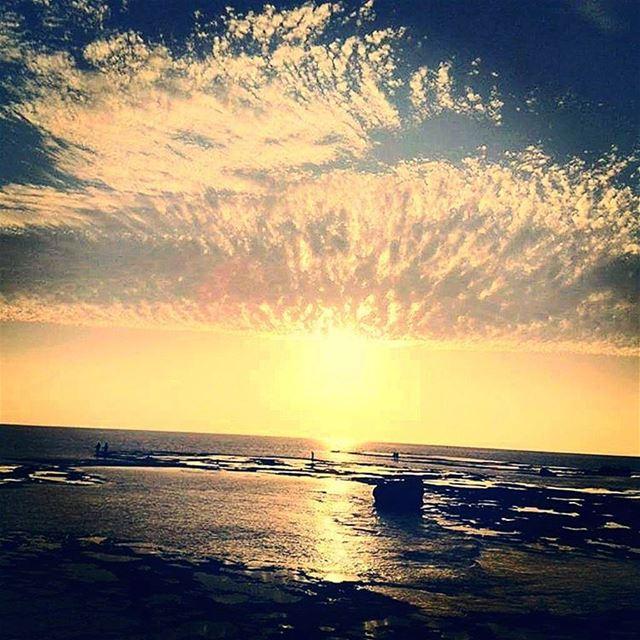 """ Every Sunset Brings A Promise For A New Dawn..."" whatsuplebanon... (Amchitt, Mont-Liban, Lebanon)"