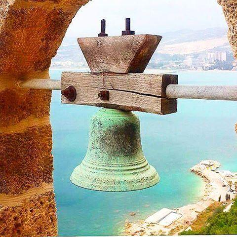 """"""" For Whom The Bell Tolls..."""" repost whatsuplebanon insta_lebanon..."""