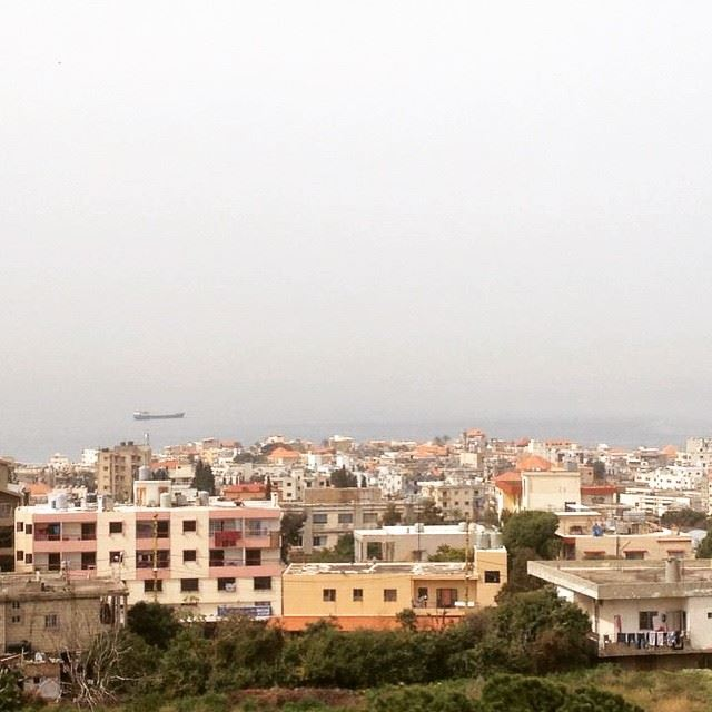 batroun from the roof best town in lebanon instapic instagood instagram...