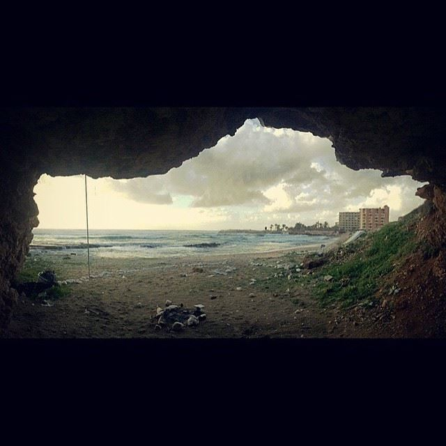 cave blue bay best view sawary stephano instapic instagood instalike...