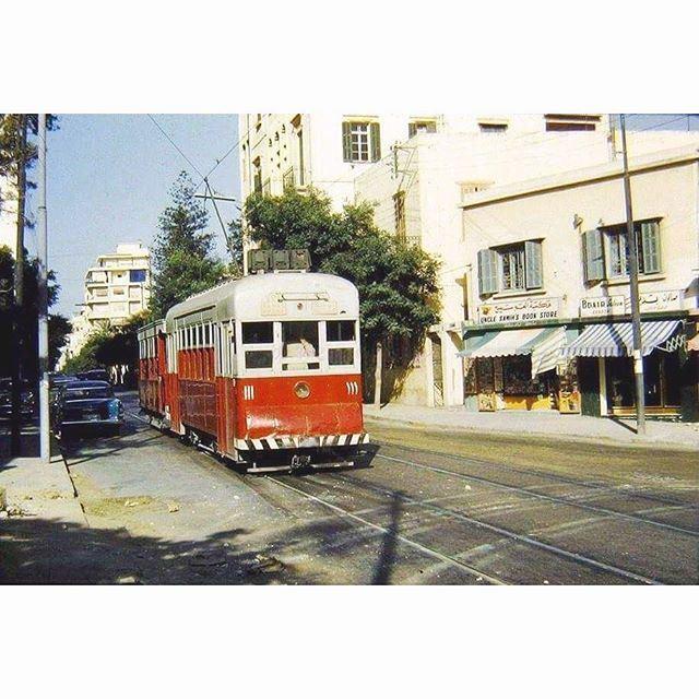TramwayBeirut Bliss - Al Manara 1959 .