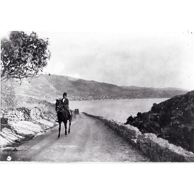 طبرجا - لبنان ١٩٢٠،