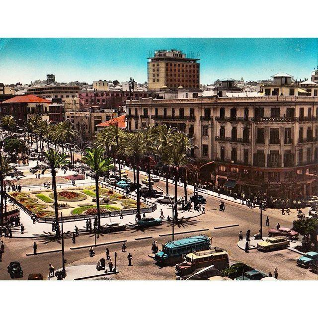 بيروت ١٩٥٠ ،