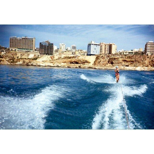 Beirut Water Skiing - 1962 ,