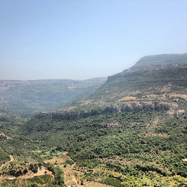 nature nice lebanon liban summer sunnyday aintrez...