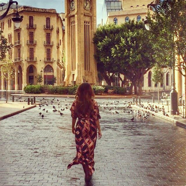 Good morning ❤️️ beirut love lebanon lebanonspotlights lebanontimes ... (Place De L'etoile Downtown Beirut)