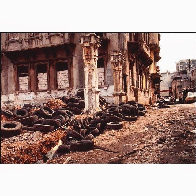 Beirut Burj Al Brajne 1996 ,