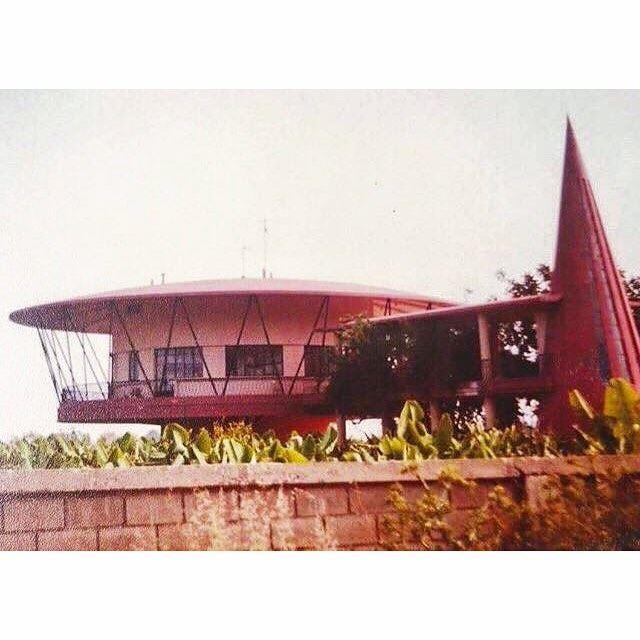 Chamseyieh House Aaqbiye Near Sarafand South Lebanon 1997 .