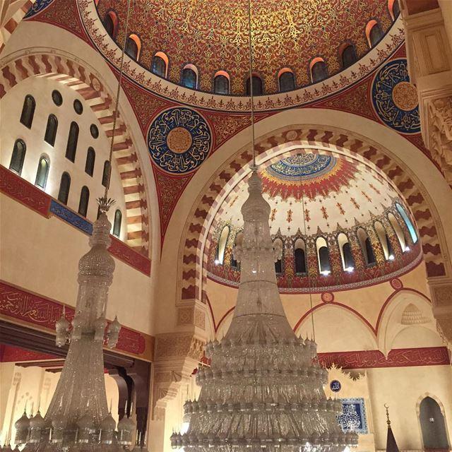 mosque beirut love lebanon islam muslim picoftheday tbt ... (Mohammed Al Amin)