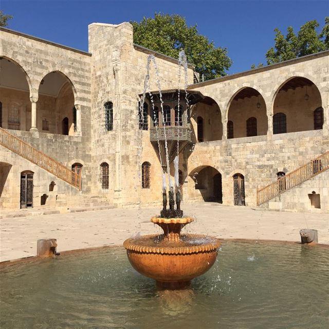 love lebanon picoftheday tbt iphoneonly instalove instagood ... (Beit Eddine Palace)