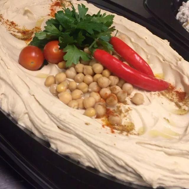 Gårdagens beställning 😍👏🏻👌🏻 avsmakningsmeny catering lebanesefood ... (Libanesiska Hörnan)