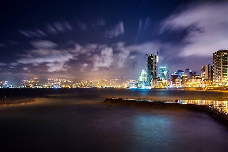 Clouds in motion | Beirut, Lebanon..............................ISO 100... (Beirut, Lebanon)